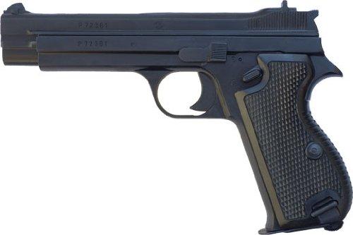 CAW 【モデルガン】 【CAW-MA1201】 SIG P210 MGCリバイバルモデル HW ブラック