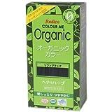 COLOURME Organic (カラーミーオーガニック ヘナ 白髪用 髪色戻し) ソフトブラック 100g