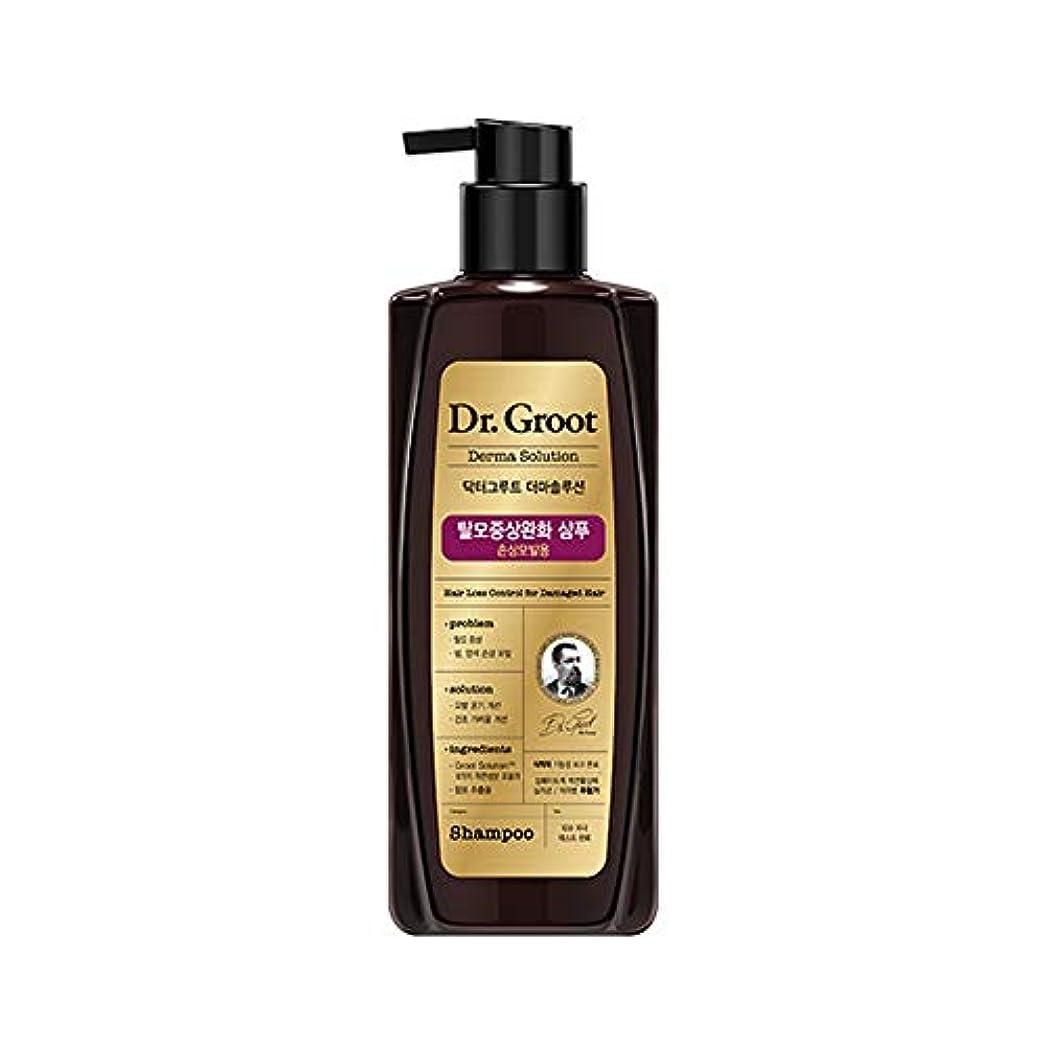 古代折億【Dr.Groot】ドクターグルート Dr.グルート 脱毛防止シャンプー ダメージヘア用 (Anti Hair Loss Shampoo -For damaged hair-)