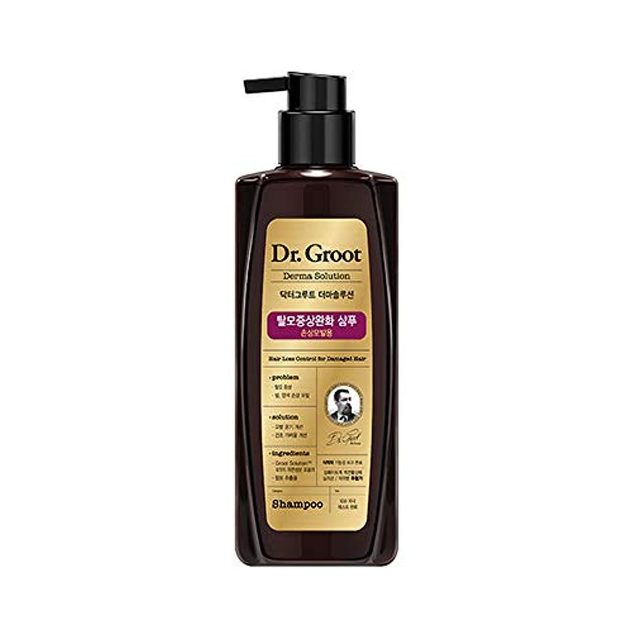 手順今強盗【Dr.Groot】ドクターグルート Dr.グルート 脱毛防止シャンプー ダメージヘア用 (Anti Hair Loss Shampoo -For damaged hair-)