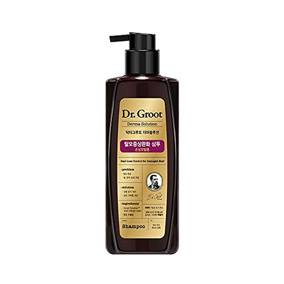 自動的にペダル全能【Dr.Groot】ドクターグルート Dr.グルート 脱毛防止シャンプー ダメージヘア用 (Anti Hair Loss Shampoo -For damaged hair-)