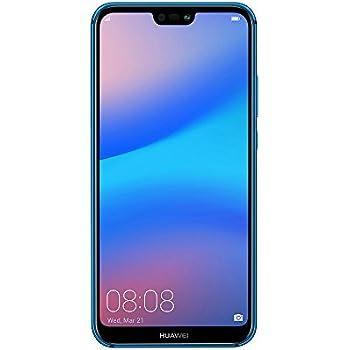 HUAWEI P20 lite 5.84インチ SIMフリー スマートフォン クラインブルー 【日本正規代理店品】
