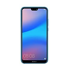 Huawei 5.84インチ P20 lite SIMフリースマートフォン クラインブルー【日本正規代理店品】