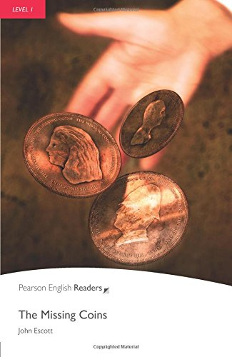Penguin Readers: Level 1 THE MISSING COINS (Penguin Readers (Graded Readers))の詳細を見る