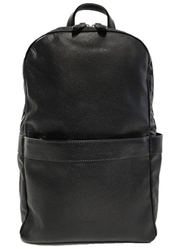 [デュモンクス]バッグパック 公式 レザルド  ブラック