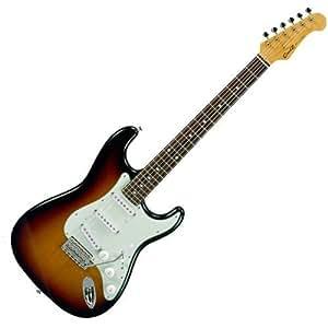 CoolZ クールZ エレキギター ZST1R ストラトモデル 3TS