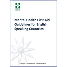 Mental Health First Aid Guidelines Booklet