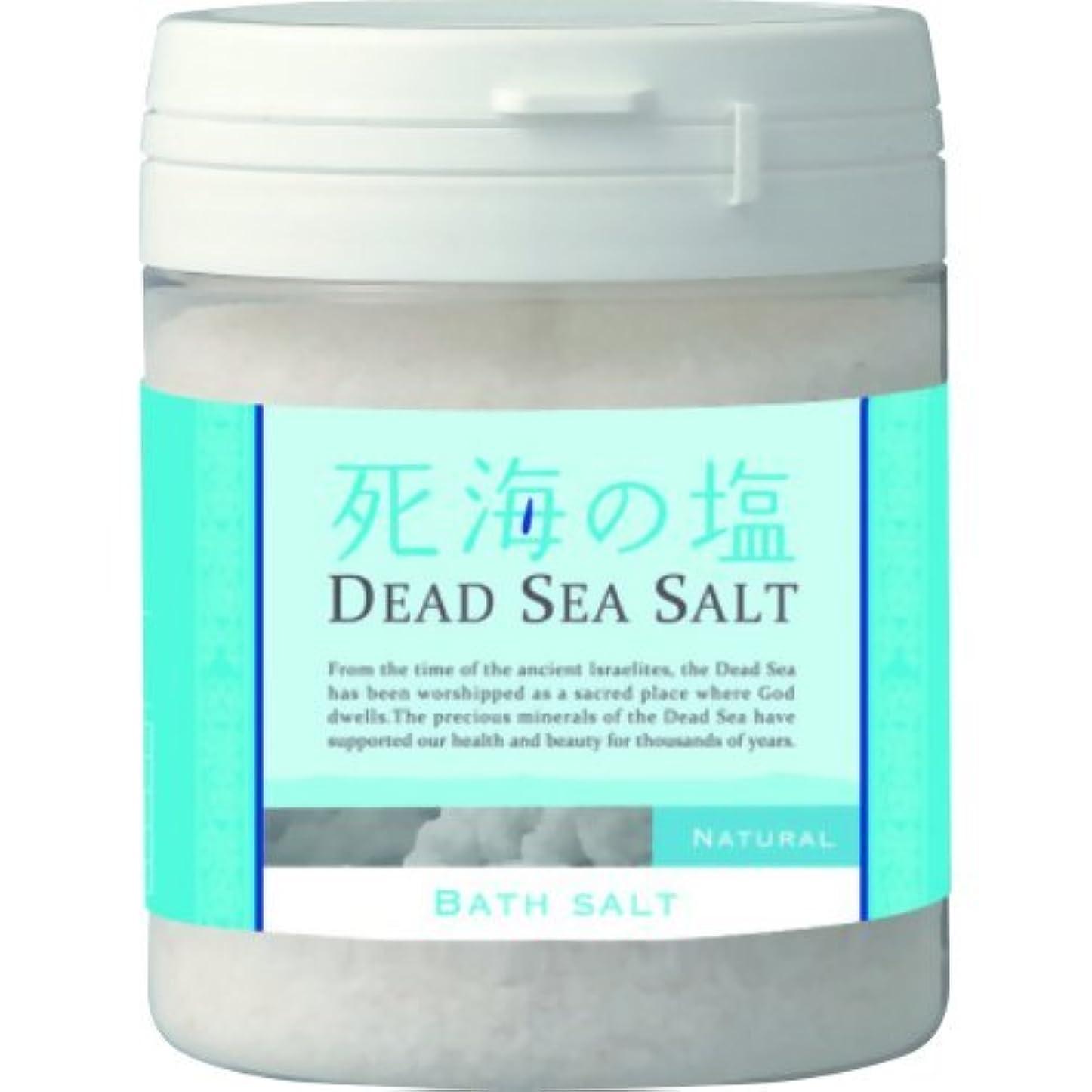 宇宙懲らしめ奇妙な死海の塩ナチュラル180gPET