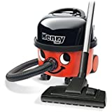 Henry Bagged Cylinder Vacuum, 620 W, 9 litres, Red