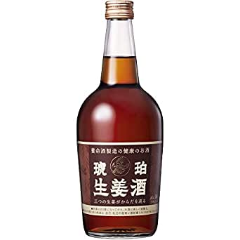養命酒製造 琥珀生姜酒 700ml