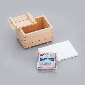 檜 豆腐作り器