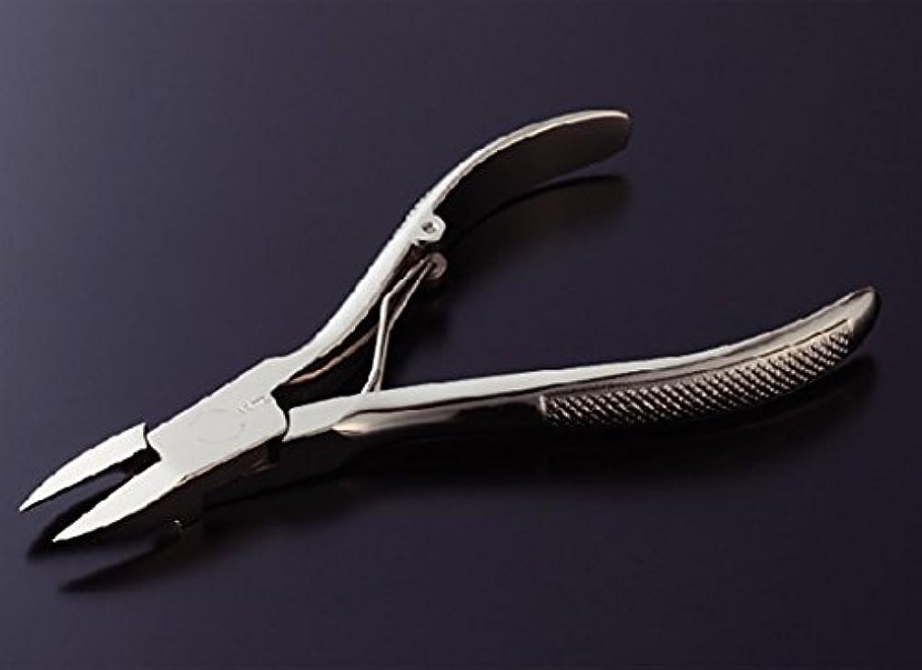 可塑性特に占める光月作手作りニッパ型爪切り巻き爪用