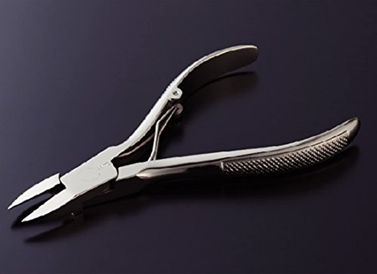 レパートリーコジオスコ仲人光月作手作りニッパ型爪切り巻き爪用