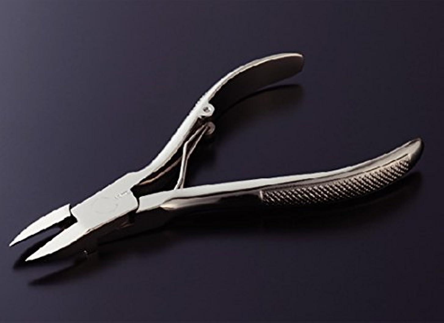 レジデンス長さ人柄光月作手作りニッパ型爪切り巻き爪用