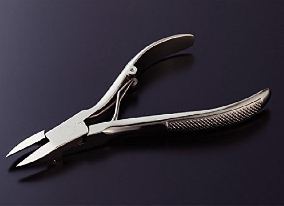 二度タイマー圧倒する光月作手作りニッパ型爪切り巻き爪用