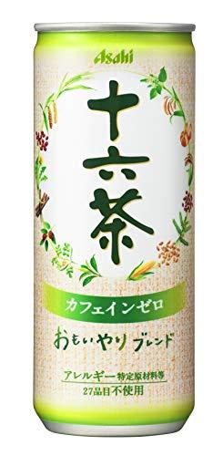 十六茶 245g ×30缶