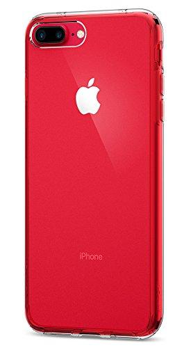【Spigen】 iPhone7 Plus ケース, [ 米軍MIL規格取得 落下 衝撃 吸収 ] ウルトラ・ハイブリッド アイフォン 7 プラス 用 カバー (iPhone7 Plus, クリスタル・クリア)