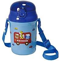(ミキハウス)MIKIHOUSE ストローホッパー(水筒) ブルー