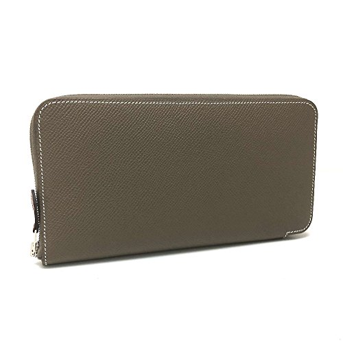 (エルメス)HERMES アザップロング シルクイン ラウンドファスナー長財布 長財布(小銭入れあり) エプソン レディース 新品