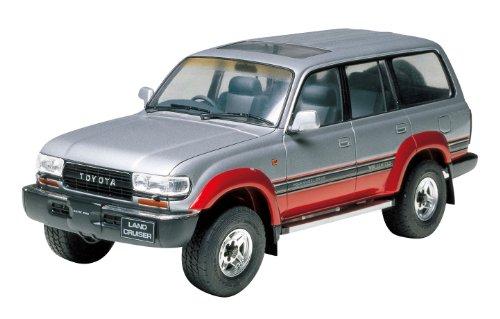 1/24 スポーツカーシリーズ No.107 トヨタ・ランドクルーザー 80 VXリミテッド 24107