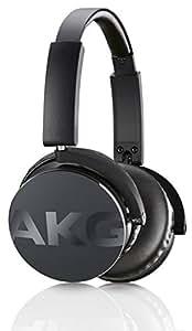 【国内正規品】AKG Y50 密閉型オンイヤーヘッドホン DJスタイル ブラック Y50BLK
