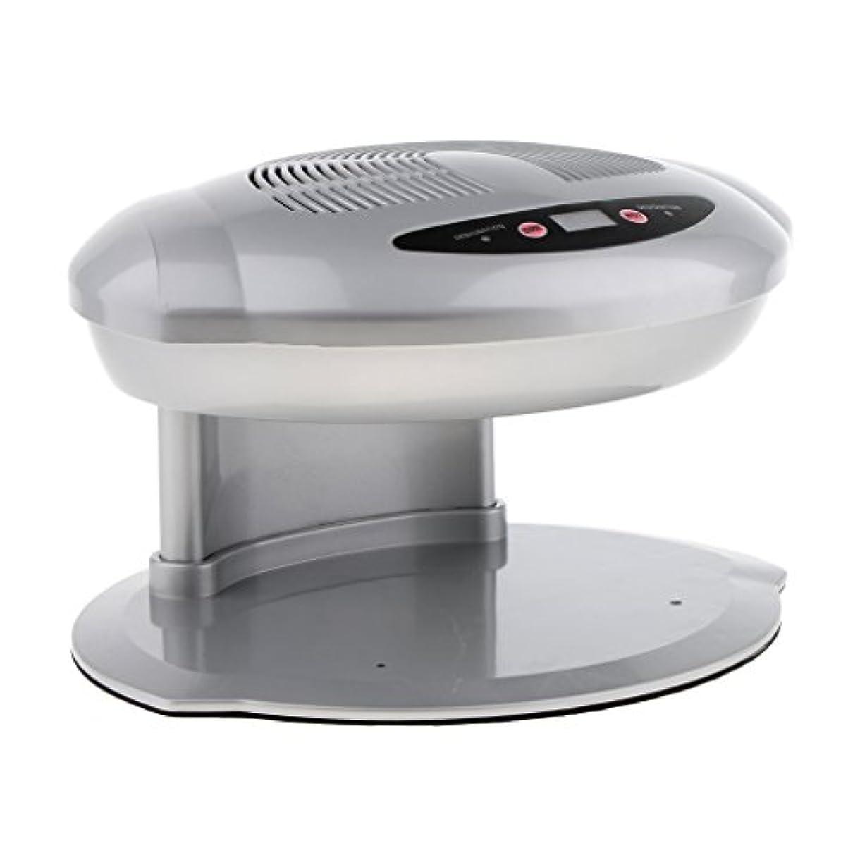類似性滞在輸送Perfk ネイルファン ドライヤー ネイルアート プロ 自動センサー 乾燥機 暖かい 涼しい 空気ファン