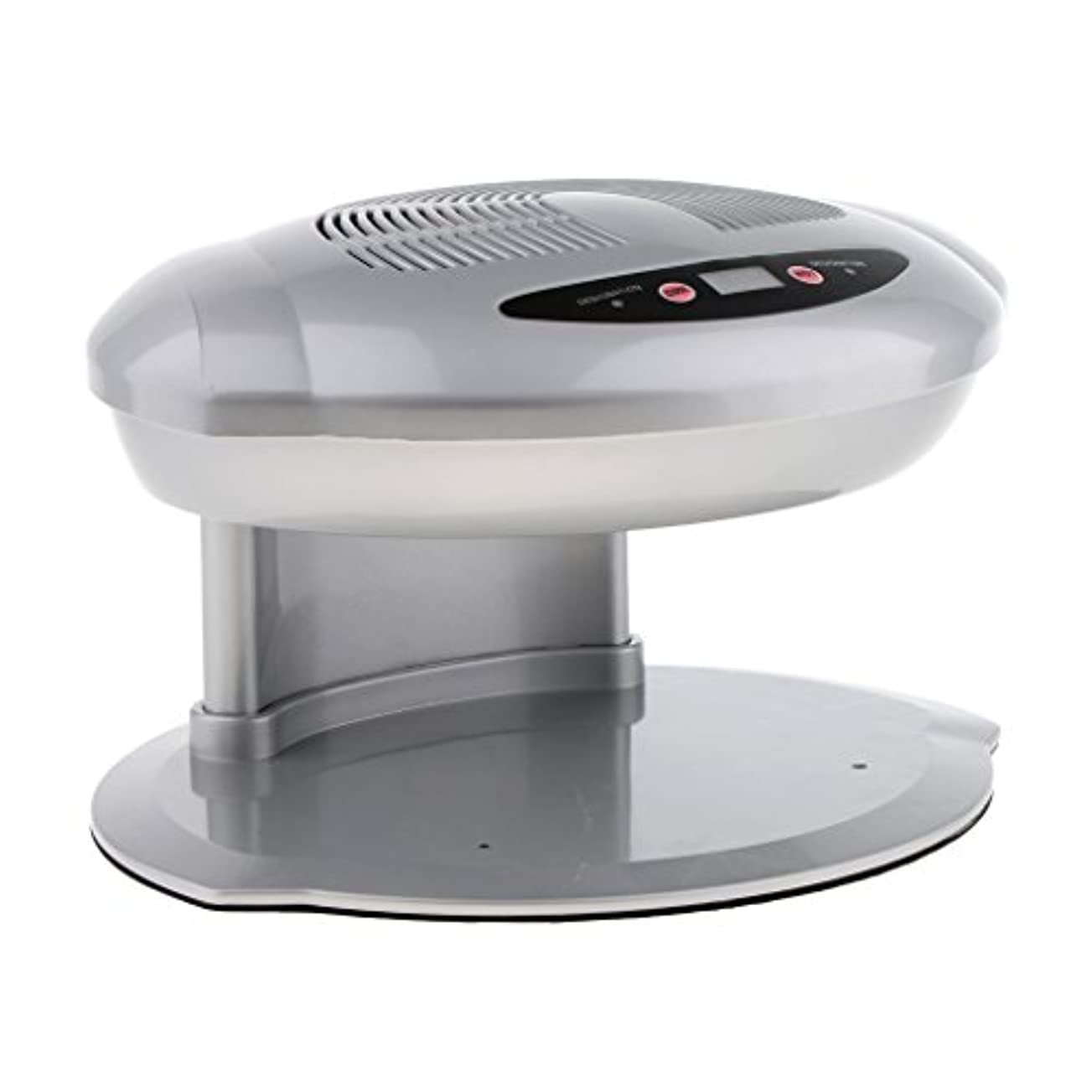 スパイゴミ箱に頼るPerfk ネイルファン ドライヤー ネイルアート プロ 自動センサー 乾燥機 暖かい 涼しい 空気ファン