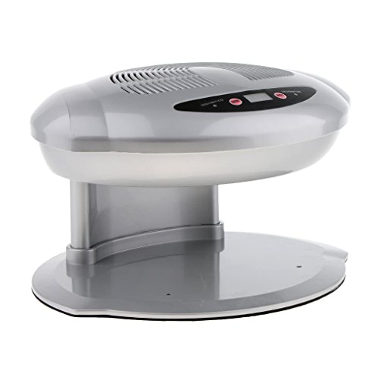 火星配置フリルPerfk ネイルファン ドライヤー ネイルアート プロ 自動センサー 乾燥機 暖かい 涼しい 空気ファン