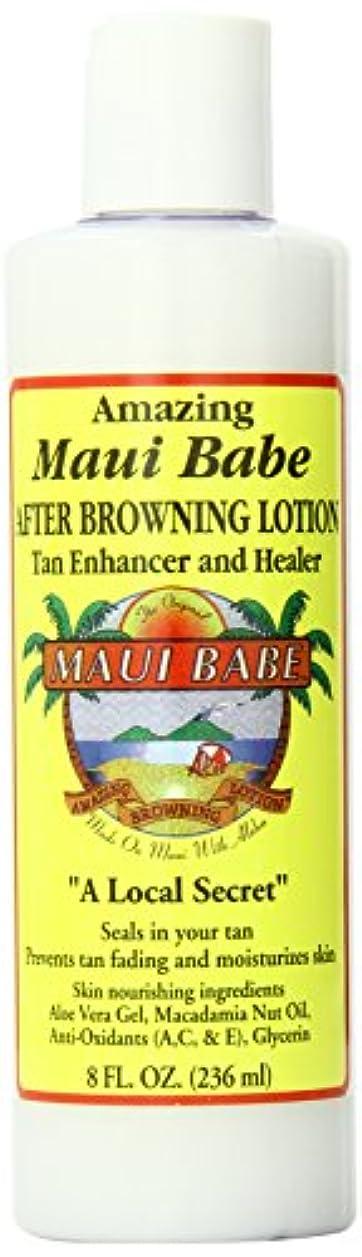 ギャングスター蒸し器ラジカルAfter Browning Lotion Tan Enhancer and Healer 8