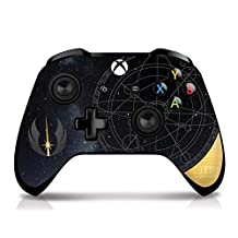 Controller Gear Authentic and Officially Licensed Star Wars Jedi: Fallen Order - Xbox One Controller Skin - Jedi Starfield - Xbox One Controller Sold Separately