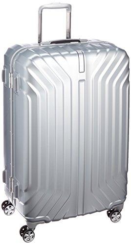 [サムソナイト] SAMSONITE スーツケース トゥルーフレーム スピナー76 85L 5.0kg I00*19003 19 (マットシルバー)
