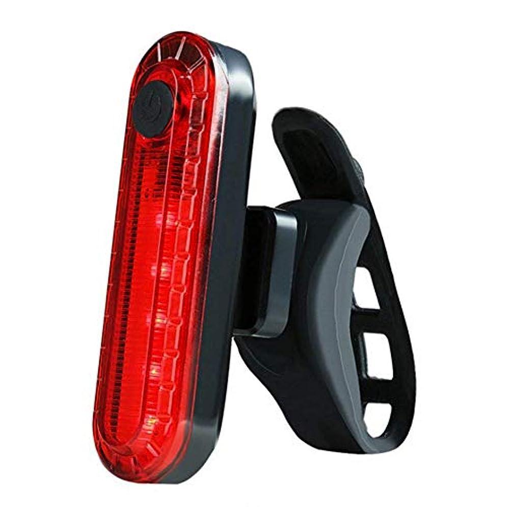 攻撃主流もっとwangten 自転車テールライト 自転車 リアライト USB充電式 5LEDライト 自転車ledライト セーフティーライト 高輝度LEDライト 自動点滅 小型 夜用