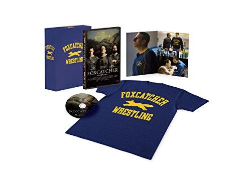 フォックスキャッチャー Tシャツ付Blu-ray BOX(初回限定生産) -
