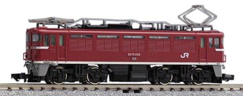 TOMIX Nゲージ 2105 JR ED75-1000形電気機関車 (前期型・JR貨物新更新車)
