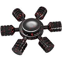iSpin Sハンドスピナー 黒 水平垂直回転 特製ステンレススチールベアリング 羽取り外し可能