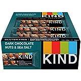 KIND Dark Chocolate Nuts & Sea Salt Multipack, 12 x 40 g