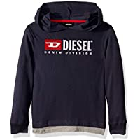 Diesel Boys Long Sleeve T-Shirt Long Sleeve T-Shirt