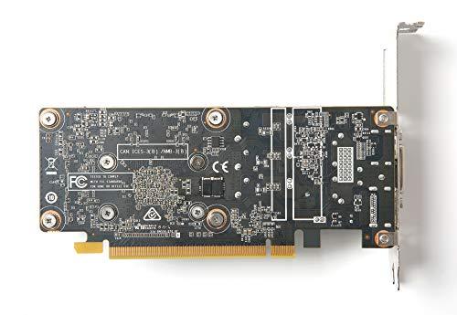 『ZOTAC ゾタック GAMING GeForce GTX 1650 LP グラフィックスボード VD7014 ZT-T16500H-10L』の4枚目の画像