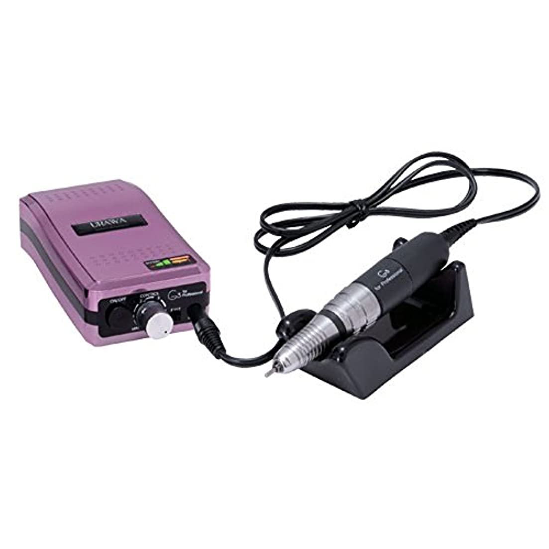 出発人道的リベラルポータブルネイルマシーンG3 ピンク