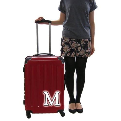 (グラディス・トラベル)GladysTravel スーツケース キャリーバッグ ポリカーボネイト+ABS 拡大可能 Mサイズ ライトピンク