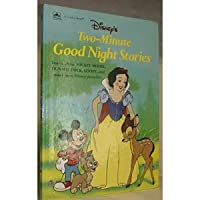 Disney's Two-Minute Good Night Stories