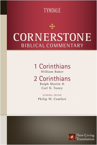 1-2 Corinthians (Cornerstone Biblical Commentary Book 15) (English Edition)