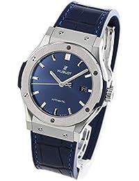 ウブロ クラシック フュージョン チタニウム アリゲーターレザー 腕時計 メンズ HUBLOT 542.NX.7170.LR[並行輸入品]