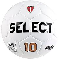 SELECT 02-740-0 Numero 10 Soccer Ball (White Size 4) [並行輸入品]