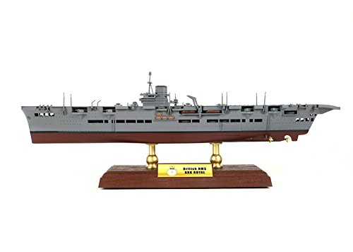 ウォルターソン 1/700 HMS 空母アークロイヤル 完成品