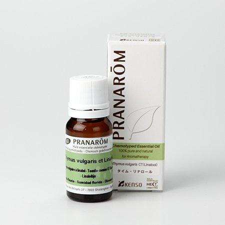 プラナロム ( PRANAROM ) 精油 タイム・リナロール 10ml p-179 タイムリナロール