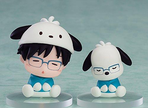ユーリ!!! on ICE × Sanrio characters ノンスケール ABS&PVC製 塗装済み完成品トレーディングフィギュア 6個入りBOX