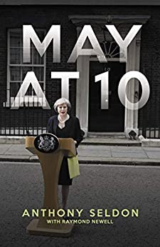 May at 10 by [Seldon, Anthony]