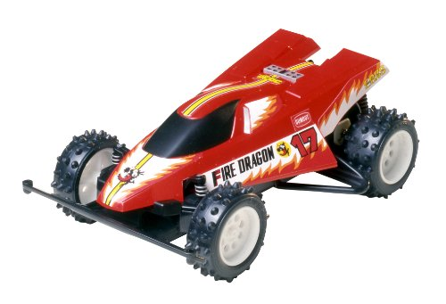 レーサーミニ四駆シリーズ No.11 ファイヤードラゴン Jr. 18011