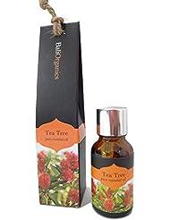 Bali Organics バリオーガニック アロマ エッセンシャルオイル Tea Tree ティーツリー 15ml